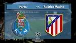 UEFA Champions League 2013: Atlético de Madrid vs. Porto [EN VIVO]