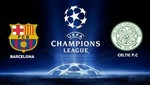 UEFA Champions League 2013: Barcelona vs. Celtic [EN VIVO]