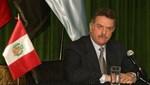 Ex Ministro Loret de Mola no participó en compras de suegra de Toledo