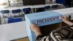 Chile: Centros de votación cierran con una escasa asistencia