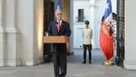 Piñera felicitó a Bachelet y le deseó 'el mayor de los éxitos en el Gobierno que encabezará a partir del 11 de marzo'
