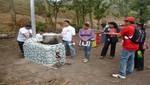 SERNANP inaugura cocinas mejoradas en Reserva Nacional de Lachay