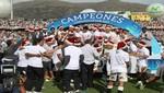 Universitario ganó el título del fútbol peruano tras derrotar al Real Garcilaso en la ciudad de Huancayo