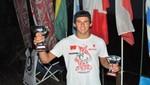 Velerista Alessio Botteri logró subcampeonato de Windsurf Formula Exprience en Argentina