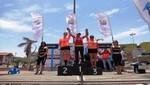 Atletas peruanos triunfan en media maratón en Chile