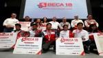 """""""Beca 18 llegará a 50 mil beneficiarios el año 2016"""", anuncia Jefe de Estado"""