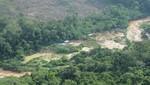 Dan duro golpe contra la minería ilegal en la Reserva Comunal El Sira