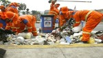Municipalidad de Lima destina 225 trabajadores para limpieza, antes, durante y después de Año Nuevo