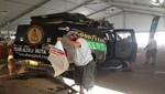 Equipos peruanos pasan la verificación técnica y administrativa del Rally Dakar 2014