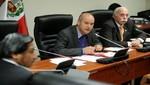 Comisión investigadora de Alan García culmina informes esta semana