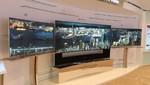 CES 2014: LG y Samsung presentan televisores de 105 pulgadas de pantalla flexible