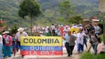Colombia: Por la paz, democracia en las calles