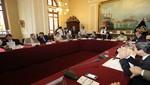 Expresidentes del Congreso y Parlamentarios andinos respaldan posición peruana en La Haya