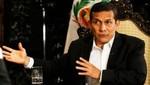 Relaciones Perú-Chile se consolidarán y dinamizarán tras el fallo de La Haya, asegura Presidente Humala