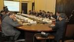 Presidentes regionales respaldan trabajo del Gobierno ante fallo de La Haya