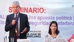 Ejecutivo insta a gobiernos locales a presentar proyectos en concurso FONIPREL 2014