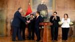 Presidente Ollanta Humala recibió documento oficial del fallo de La Haya