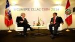 Chile y Perú adelantarán reunión del 2 + 2 para avanzar cumplimiento del fallo de La Haya