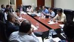 Ejecutivo analiza con representantes regionales y sociales reubicación de Cerro de Pasco