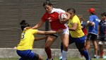 Preselección femenina de rugby se alista para participar en los Juegos Sudamericanos 2014