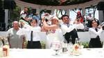 Barranco presenta cremolada y raspadilla de Pisco Sour en colorido festival