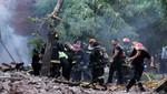 Buenos Aires: Varios bomberos mueren al ser aplastados por una pared durante un incendio [VIDEO]