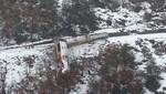 2 muertos, 7 heridos tras descarrilarse un tren de pasajeros en los Alpes Franceses