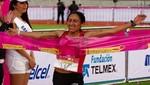 Gladys Tejada gana Media Maratón en Puerto Rico