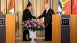 Agricultura, Educación y Salud en agenda prioritaria Perú-Israel