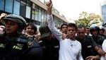 Venezuela: Leopoldo López sigue detenido mientras las manifestaciones callejeras continúan