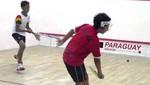 Peruanos logran triunfos en el 14° Campeonato Sudamericano Juvenil de Squash