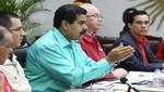 Maduro anuncia medidas especiales para garantizar la paz en el Táchira