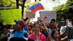 Venezuela se enfrenta a protestas violentas a un año después de la muerte de Chávez