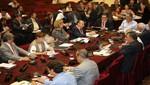 Autoridades presentaron informe en Comisión de Defensa sobre seguridad ciudadana