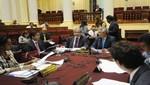 Ministro del Interior expuso sobre seguridad ciudadana