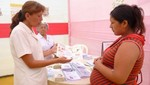 79 de cada 100 mujeres del área rural tienen seguro de salud