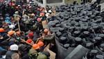 ¿Guerra en Ucrania?