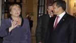 Ollanta Humala y Michelle Bachelet se reunirán el martes 11 de marzo