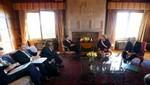 Dignatarios Ollanta Humala y Michelle Bachelet se reunieron en Chile