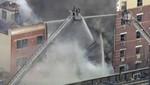 Edificio de la ciudad de NY se desploma después de una explosión [VIDEO]