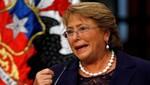 Michelle Bachelet: El único adversario de Chile es la desigualdad