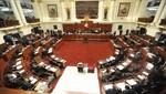 Pleno del congreso sesiona este lunes 17