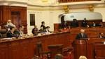 Responsabilidad y eficacia de gabinete se demostrará con hechos dijo Premier Cornejo