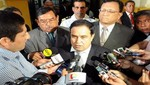 Presidente del Congreso destacó voto de confianza a Gabinete Ministerial