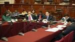 Comisión de Constitución presenta propuestas de reformas para su debate en el Pleno