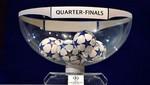 Champions League: Ya se definieron los partidos a los cuartos de final