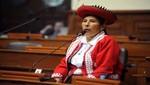 Otro ataque racista en las redes sociales: Esta vez fue el turno de la parlamentaria andina Hilaria Supa en Twitter