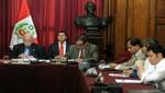 Poder judicial propone al Congreso exclusión de Ley Servir