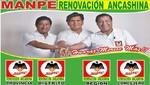 El MANPE va favorito en Huaraz para las elecciones provinciales y distritales