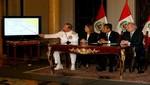 """Presidente Humala: """"Perú y Chile han dado un ejemplo a la comunidad internacional"""""""
